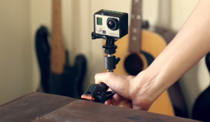 DIY clamp: credit DustFilms