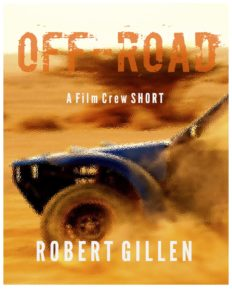 new book cover of dune buggy racing in Mojave Desert sands