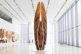 Bio-architectural creation at MIT Labs in Cambridge, MA