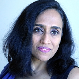 photo of author Shaily Menon
