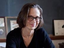 headshot of author Lydia Davis