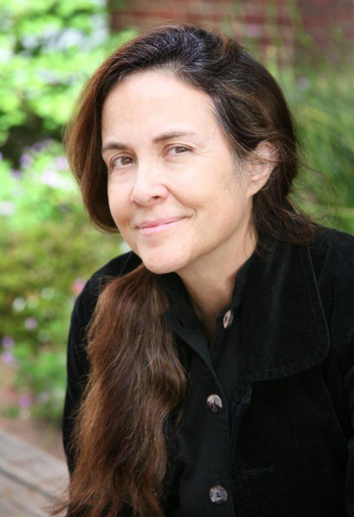 Head shot of poet Naomi Nye