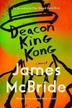book cover for Deacon King Kong
